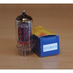 JJ Electronic ECC803-S, valvola elettronica selezionata