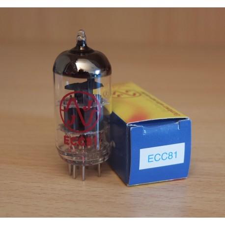 JJ Electronic ECC81 (12AT7)