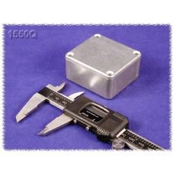 Hammond 1550Q, contenitore in alluminio pressofuso