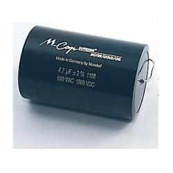 Mundorf MCAP SUPREME Silver/Gold/Oil 0,1uF 1000V