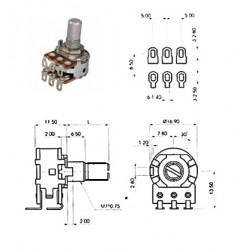 ECC 16mm 25KAx2