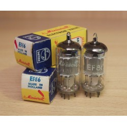 Philips Miniwatt EF86