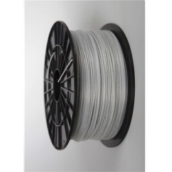 Plasty Mladec, filamento PLA 2.9mm, PEARL + GLITTER per stampanti 3D, bobina da 1Kg.