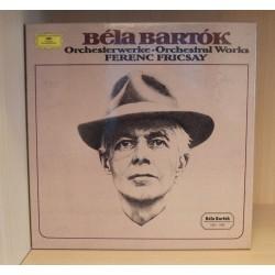 Béla Bartòk: Orchesterwerke