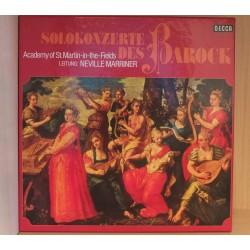 Solokonzerte des Barock