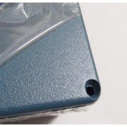 Hammond 1590SBU, contenitore AZZURRO alluminio pressofuso, IP54
