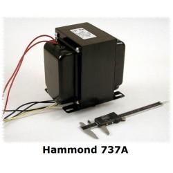 Hammond 739A, trasformatore alto voltaggio