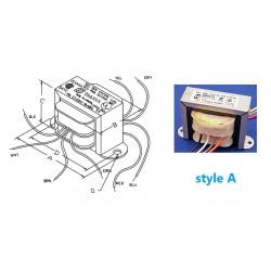 Hammond 266C24, trasformatore per filamenti