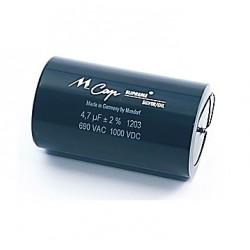 Mundorf MCAP SUPREME Silver/Oil 0.33uF 1000V
