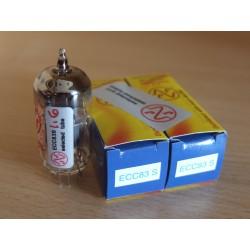 JJ Electronic ECC83-S (12AX7), valvole selezionate in COPPIA