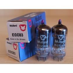 Mullard UK ECC83