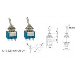 Daier MTS-2033