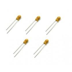Condensatore al Tantalio 10uF/16V