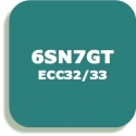 6SN7GT - ECC33
