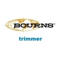 Bourns trimmers