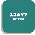 6072A- 12AY7