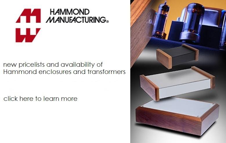Hammond availability