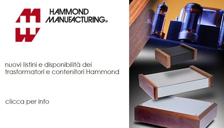 Disponibilità articoli Hammond