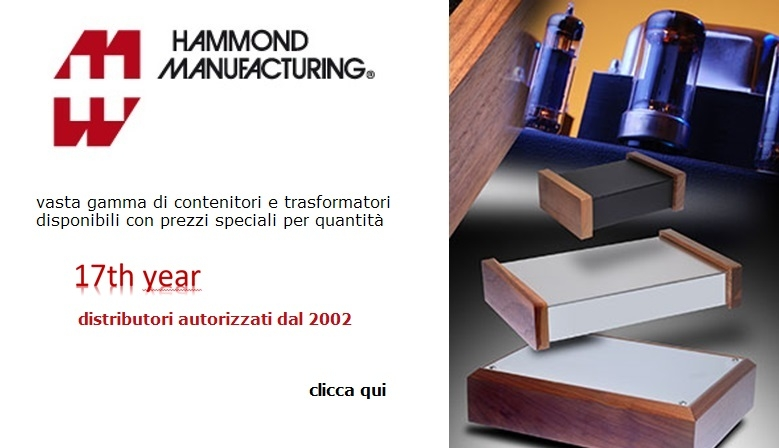 Hammond Mfg.